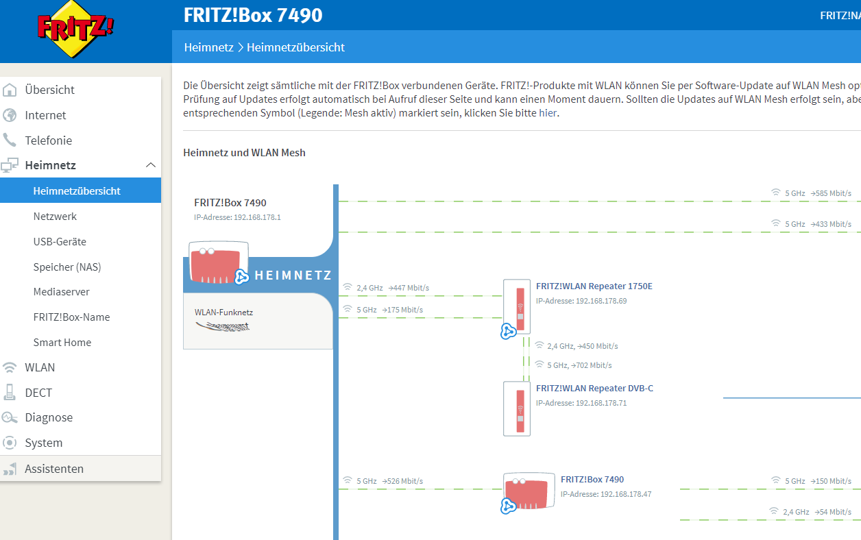 Fritz Os 6 90 Erfahrungen Zu Avm Fritzbox Mesh